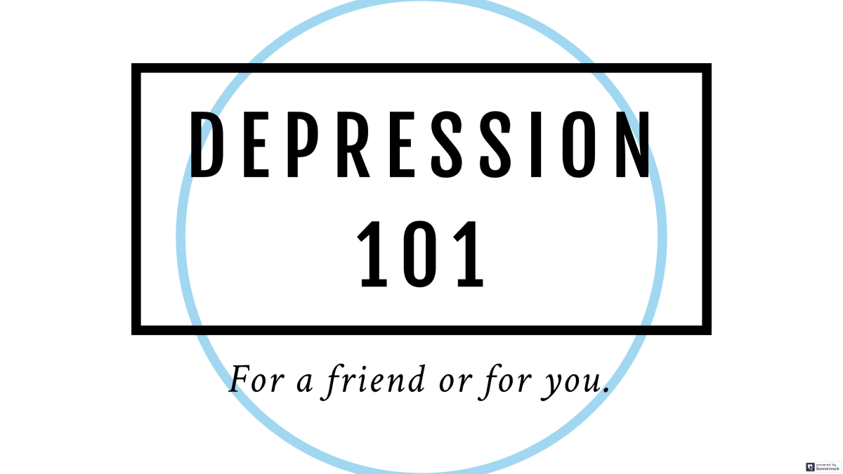 Depression 101: For a friend or foryou.